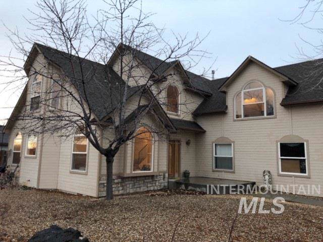 8555 W Thunder Mountain Drive, Boise, ID 83709 (MLS #98754089) :: Team One Group Real Estate