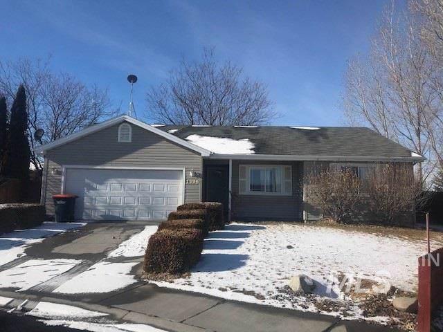 1396 Spurlock Court, Twin Falls, ID 83301 (MLS #98754362) :: Beasley Realty