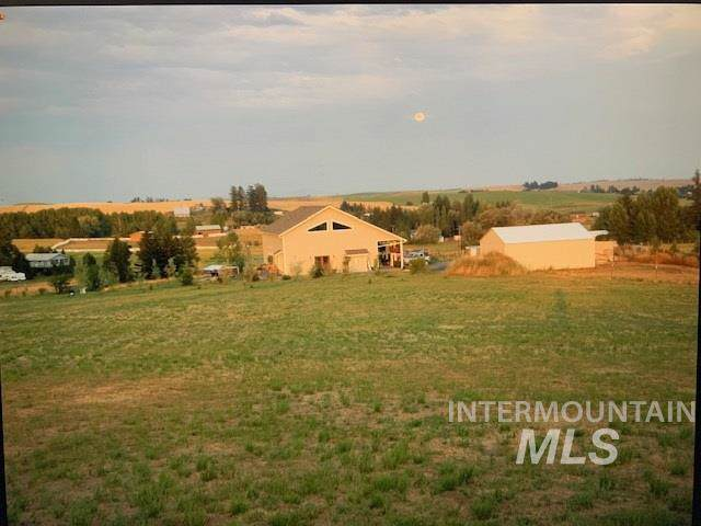 1011 Reams Rd, Moscow, ID 83843 (MLS #98754448) :: Juniper Realty Group