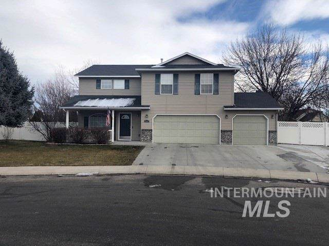 4542 S Corbari, Boise, ID 83709 (MLS #98754761) :: Idaho Real Estate Pros