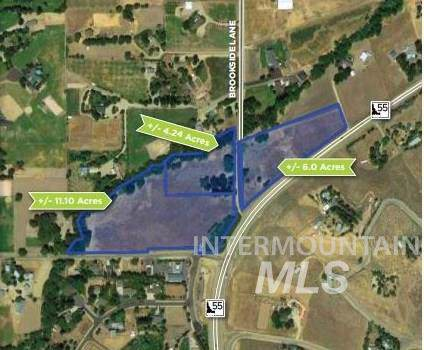 TBD N Brookside Ln, Eagle, ID 83616 (MLS #98755966) :: Michael Ryan Real Estate