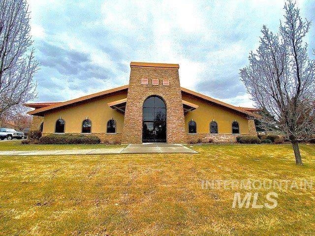 706 N College Road Suite D, Twin Falls, ID 83301 (MLS #98756497) :: Boise River Realty