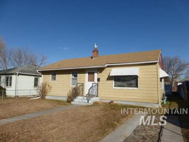 260 Madison Street, Twin Falls, ID 83301 (MLS #98757592) :: Boise River Realty