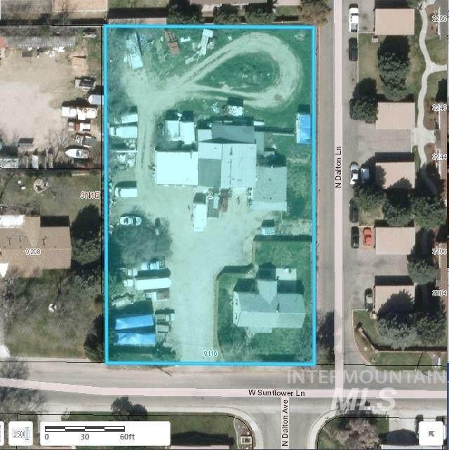 9116 W Sunflower Ln, Boise, ID 83704 (MLS #98757853) :: Michael Ryan Real Estate