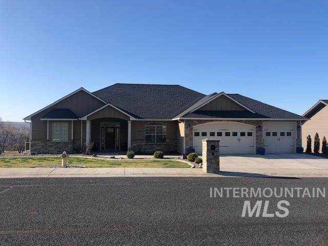 3970 Foothill Dr, Lewiston, ID 83501 (MLS #98757977) :: Juniper Realty Group