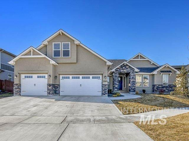 2069 E Mores Trail Drive, Meridian, ID 83642 (MLS #98758070) :: Own Boise Real Estate