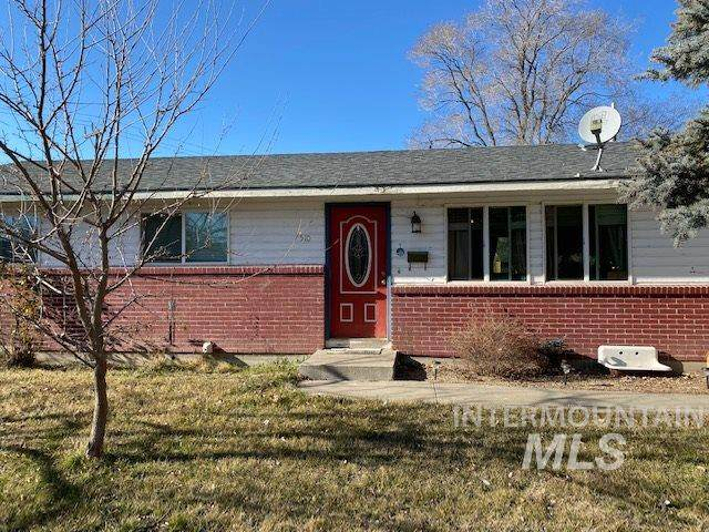 510 Chestnut Street, Mountain Home, ID 83647 (MLS #98758214) :: Adam Alexander