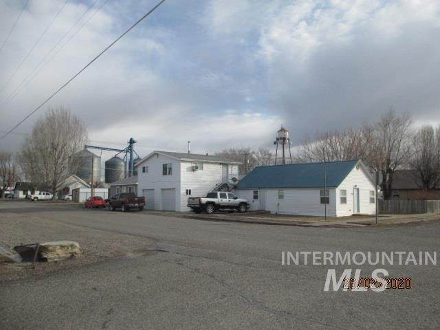 203 E Clark, Paul, ID 83347 (MLS #98758442) :: Minegar Gamble Premier Real Estate Services