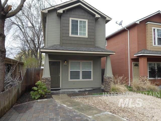 2101 N 34th  St, Boise, ID 83703 (MLS #98761517) :: Michael Ryan Real Estate