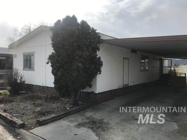 701 Monte Vista Dr. #63, Emmett, ID 83617 (MLS #98761647) :: Juniper Realty Group