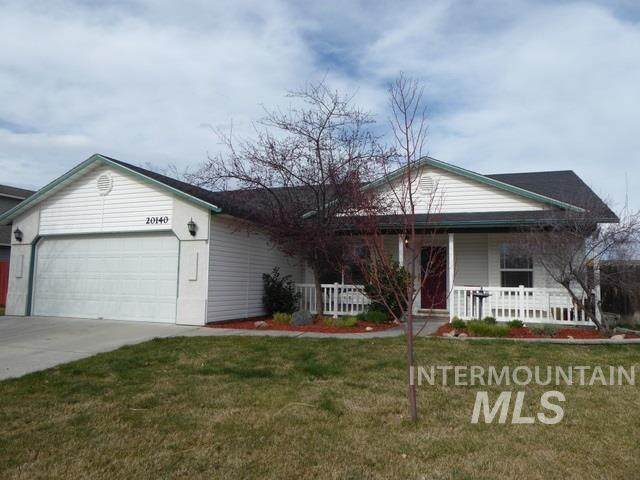 20140 Colebrook Ave, Caldwell, ID 83605 (MLS #98762174) :: Minegar Gamble Premier Real Estate Services