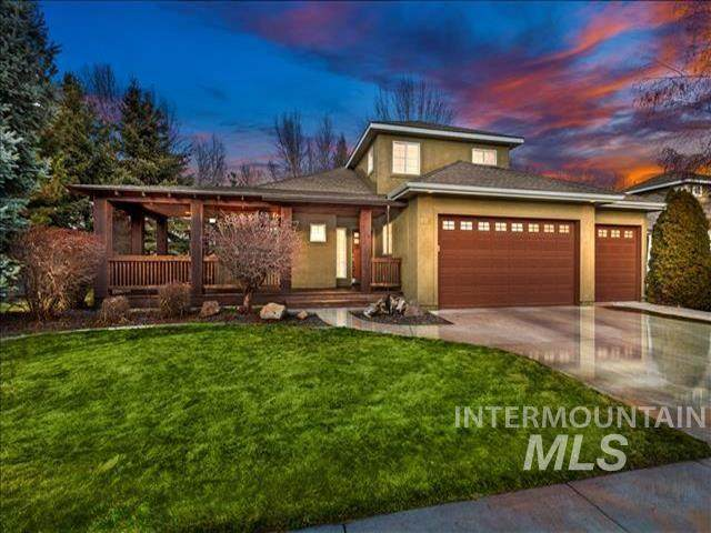 408 W Colchester Dr., Eagle, ID 83616 (MLS #98762380) :: Jon Gosche Real Estate, LLC