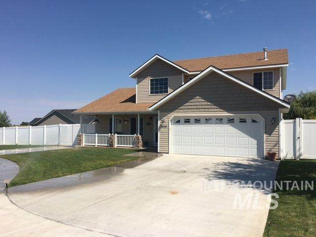 604 15th Avenue West, Jerome, ID 83338 (MLS #98762384) :: Adam Alexander
