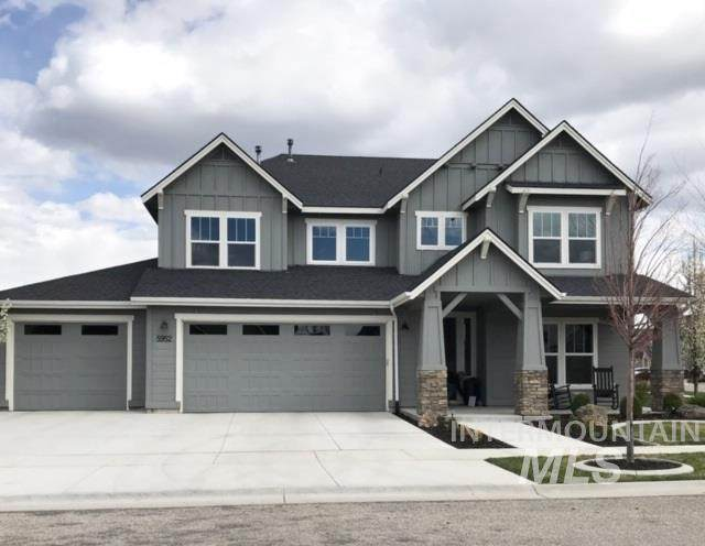 5952 N Keaton Avenue, Meridian, ID 83646 (MLS #98762874) :: Idahome and Land