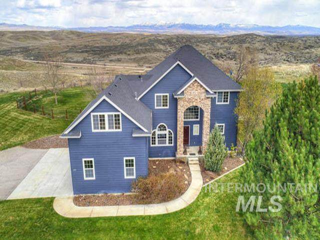 6264 N Hill Point Way, Star, ID 83669 (MLS #98762924) :: Minegar Gamble Premier Real Estate Services