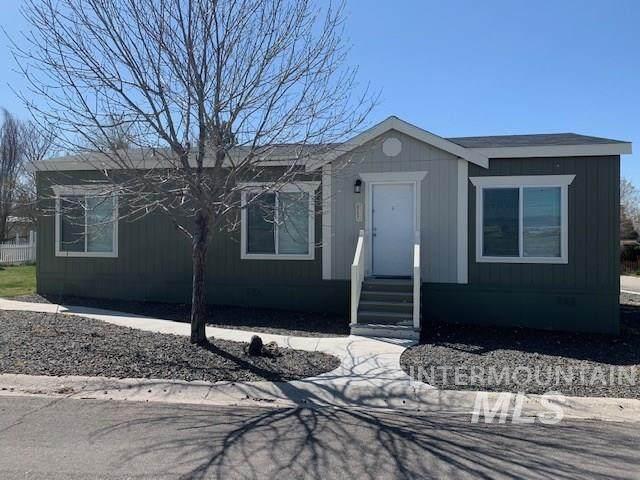 8287 Blue Rim #22, Boise, ID 83716 (MLS #98763538) :: Story Real Estate