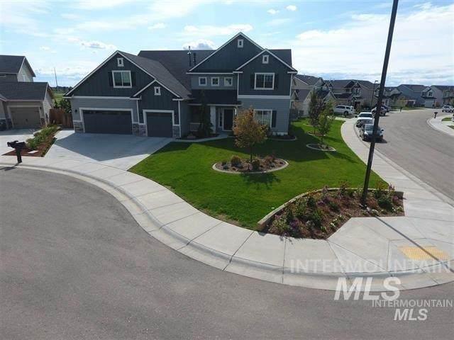 5103 N Zamora Way, Meridian, ID 83646 (MLS #98763818) :: Navigate Real Estate