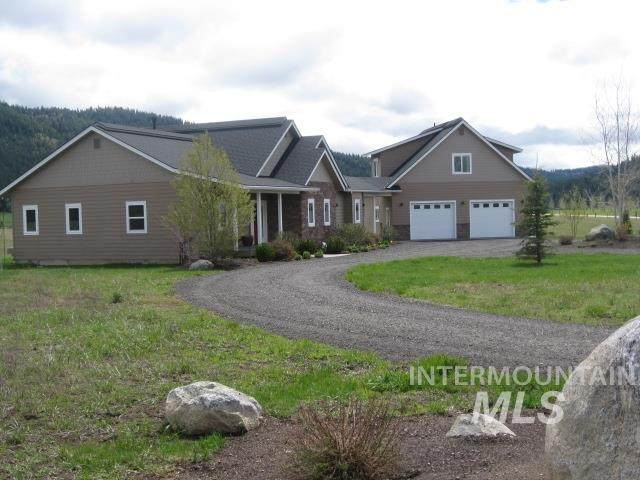 13748 Grouse Knoll, Mccall, ID 83638 (MLS #98767983) :: Full Sail Real Estate