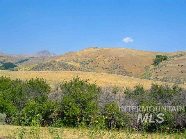 TBD Upper Cherry Gulch Rd, Emmett, ID 83617 (MLS #98768374) :: Team One Group Real Estate