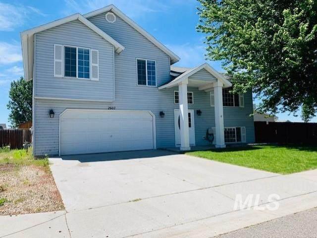 2607 Winesap, Fruitland, ID 83619 (MLS #98768431) :: City of Trees Real Estate