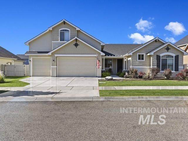 1321 Horseshoe Canyon Drive, Middleton, ID 83644 (MLS #98768524) :: Full Sail Real Estate