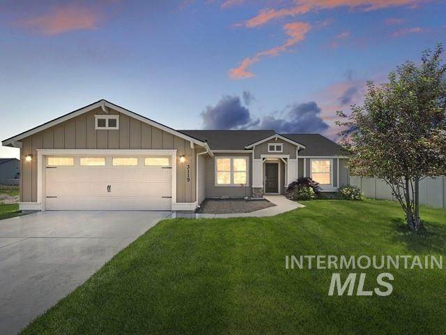 3119 W Ginger Gold Dr, Kuna, ID 83634 (MLS #98768547) :: Juniper Realty Group
