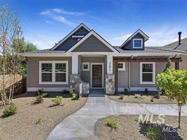 2457 Ashgrove, Boise, ID 83702 (MLS #98768564) :: Juniper Realty Group