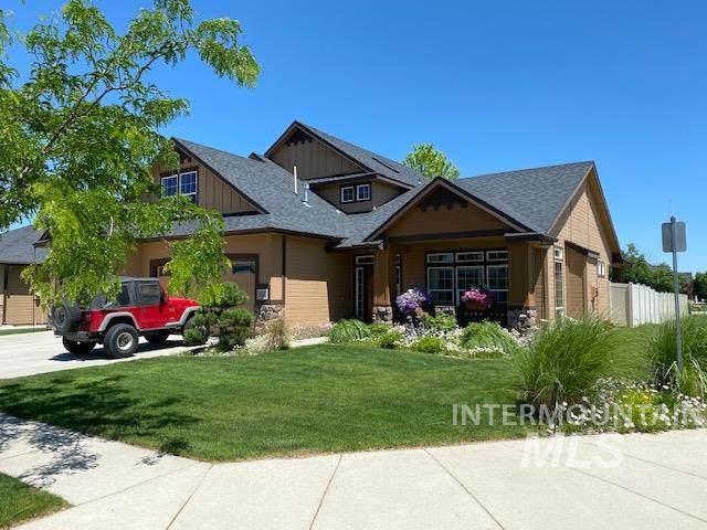 1524 S Herron Dr, Nampa, ID 83686 (MLS #98769002) :: Minegar Gamble Premier Real Estate Services