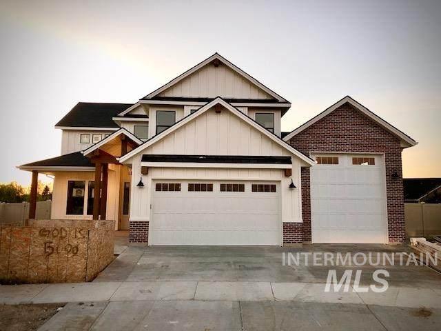 1205 N Seven Golds Pl., Eagle, ID 83616 (MLS #98769222) :: Jon Gosche Real Estate, LLC