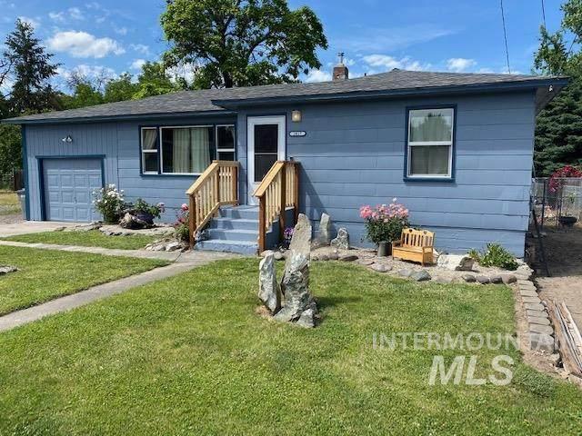 1017 Airway Avenue, Lewiston, ID 83501 (MLS #98769459) :: Boise River Realty