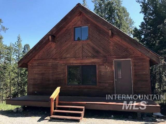 130 Tiger Tail Drive, Sawtooth City, ID 83340 (MLS #98772392) :: Adam Alexander