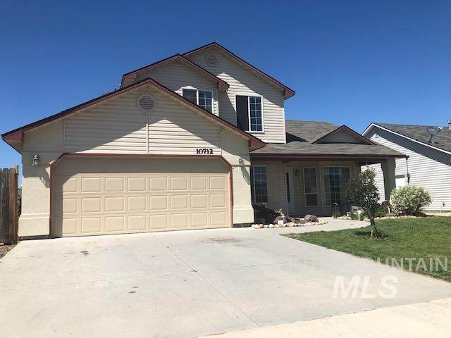 10712 Dragonfly Drive, Nampa, ID 83687 (MLS #98772708) :: Full Sail Real Estate
