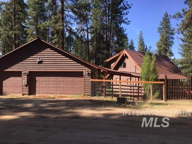 5 Blue Jay Way #5, Idaho City, ID 83631 (MLS #98772757) :: Full Sail Real Estate