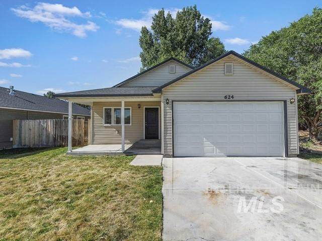 624 E 6th, Emmett, ID 83617 (MLS #98773105) :: New View Team