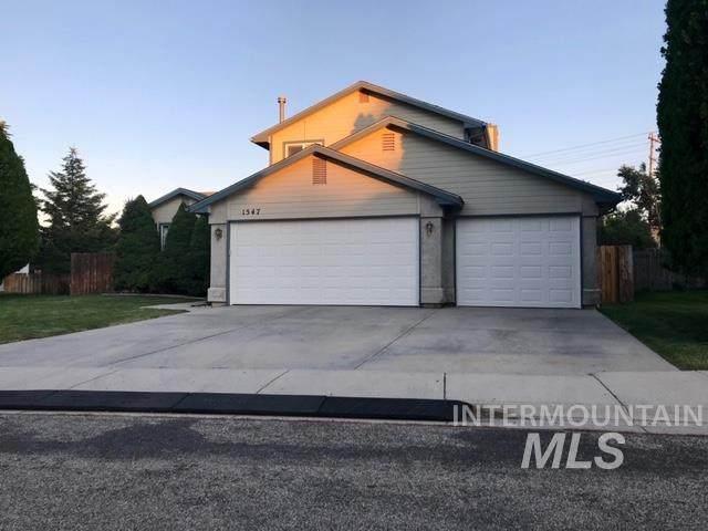 1547 E Oakridge, Boise, ID 83716 (MLS #98773130) :: Haith Real Estate Team