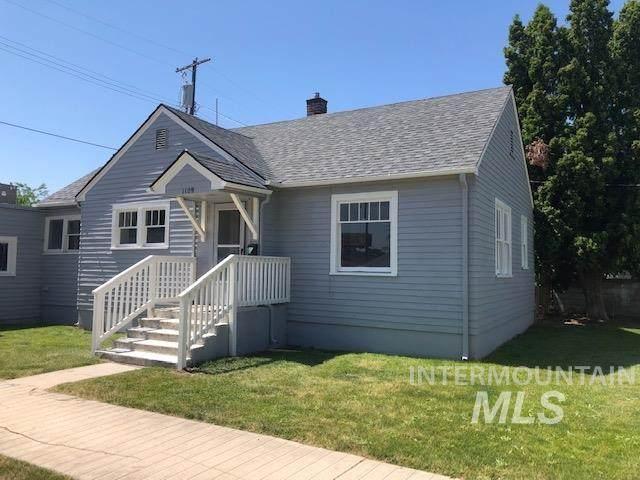 1109 9th Street South, Nampa, ID 83651 (MLS #98773305) :: Beasley Realty