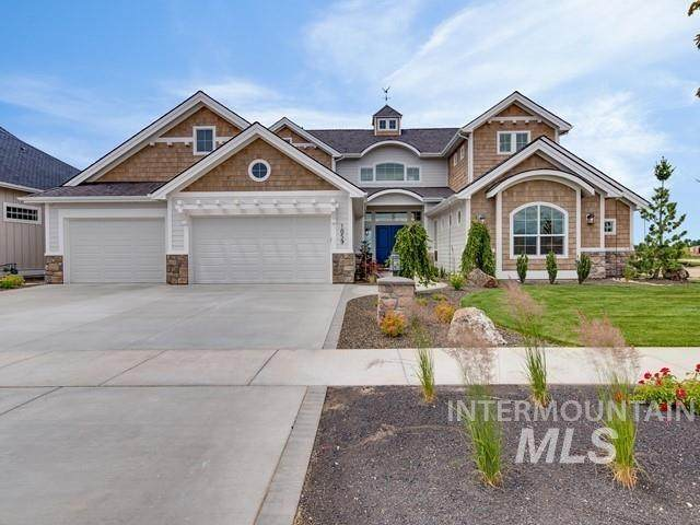 1059 N N Luge Ave, Eagle, ID 83616 (MLS #98773625) :: Jon Gosche Real Estate, LLC