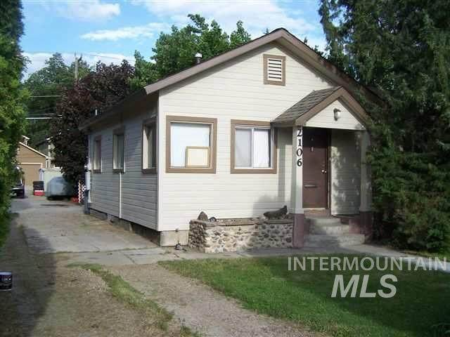 2106 N 35th Street, Boise, ID 83703 (MLS #98774253) :: Idaho Real Estate Pros