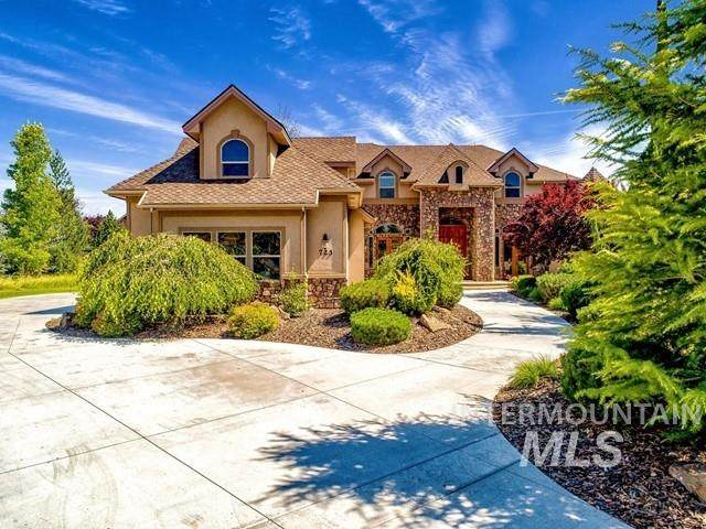 723 W Headwaters Dr, Eagle, ID 83616 (MLS #98775884) :: Michael Ryan Real Estate