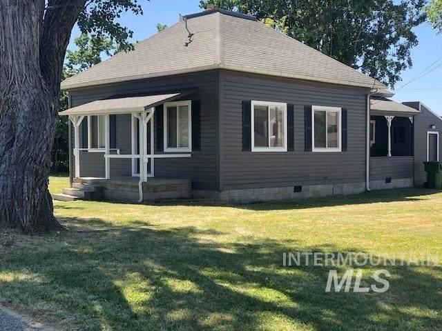 214 N Idaho Ave, Grangeville, ID 83530 (MLS #98776704) :: Team One Group Real Estate