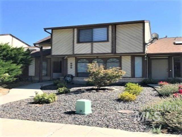 600 N Raymond Street, Boise, ID 83704 (MLS #98777273) :: Boise Valley Real Estate