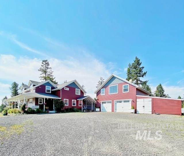 139 Simlar Rd, Kamiah, ID 83536 (MLS #98781104) :: New View Team