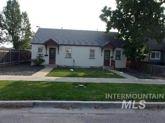 210 - 212 S Commercial, Emmett, ID 83617 (MLS #98781823) :: Navigate Real Estate