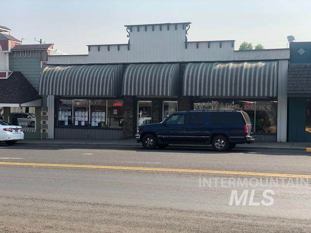 415 & 417 Main St, Kamiah, ID 83536 (MLS #98781897) :: Minegar Gamble Premier Real Estate Services