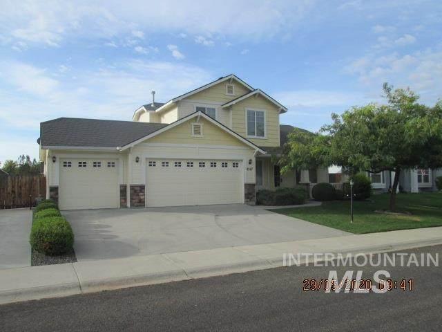 4547 W Gillette St, Meridian, ID 83642 (MLS #98782105) :: Jon Gosche Real Estate, LLC