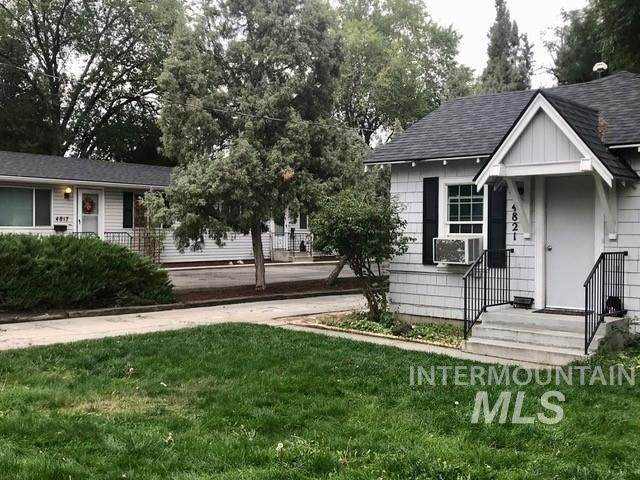 4821 W Denton St, Boise, ID 83706 (MLS #98782266) :: Team One Group Real Estate