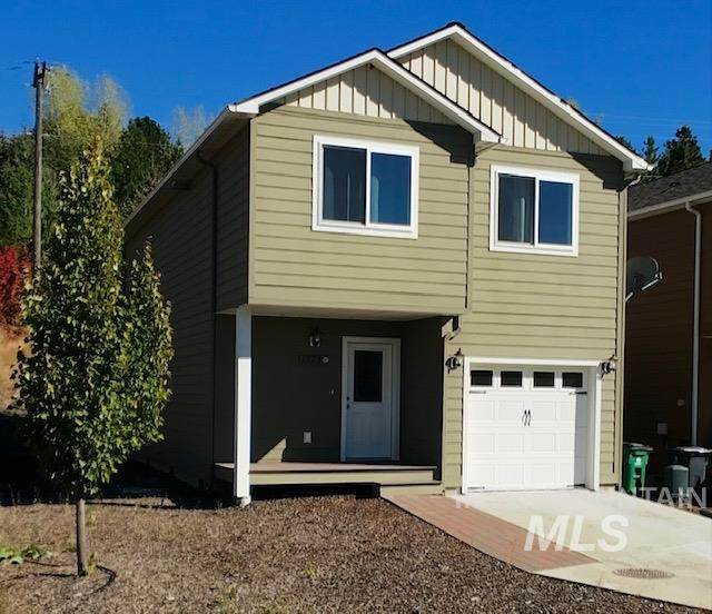 1375 Bristol Rd, Moscow, ID 83843 (MLS #98782380) :: Boise River Realty