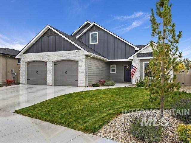 3431 W Lesina, Meridian, ID 83646 (MLS #98784433) :: Build Idaho