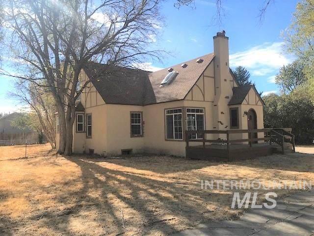 217 W D Street, Shoshone, ID 83352 (MLS #98784677) :: Adam Alexander