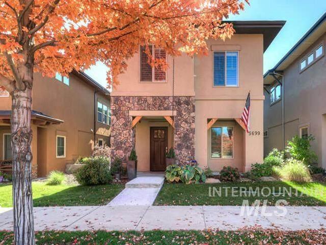 5699 W Hidden Springs Dr, Boise, ID 83714 (MLS #98784776) :: Epic Realty
